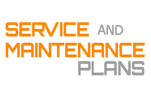 Service and Maintenance Plans Logo